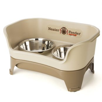 Neater Feeder – עמדת האכלה / שתיה מסודרת לכלבים בינוניים וגדולים