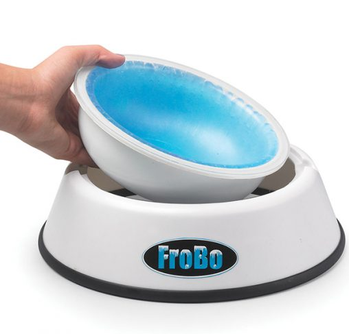 Frobo - קערה לאספקת מים קרים + קערה נשלפת נוספת
