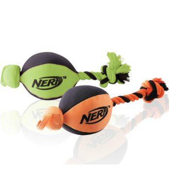"Nerf Dog – כדורגל אמריקאי זריקה מקלע 25.4 ס""מ"