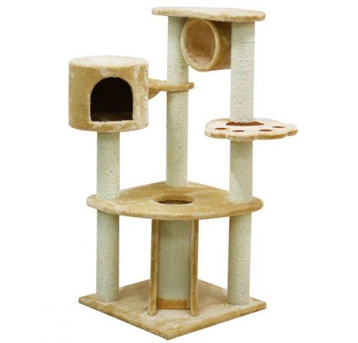 מתקן גירוד וטיפוס לחתולים #80083-5