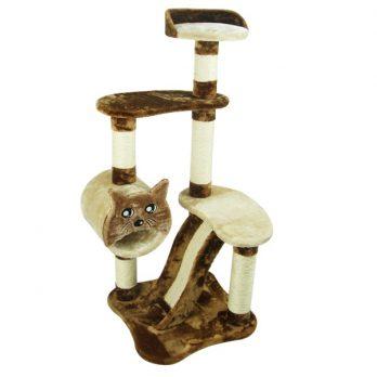 מתקן גירוד וטיפוס לחתולים #80106-10