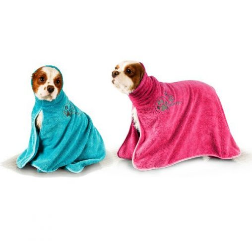 Show Tech - מגבת חלוק לכלבים וחתולים