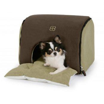 PetEgo – מיטה לכלב ולחתול – בית סיפון רך