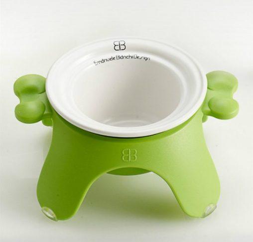 PetEgo - קערת אוכל / מים יוגה בול + טוליפ בול