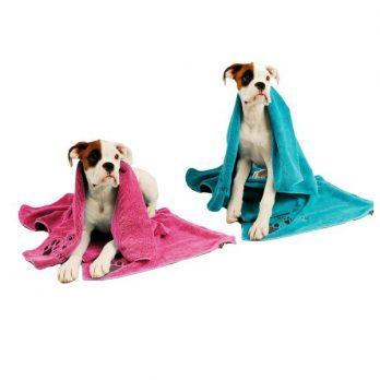 Show Tech – מגבת מייקרופייבר לכלבים וחתולים