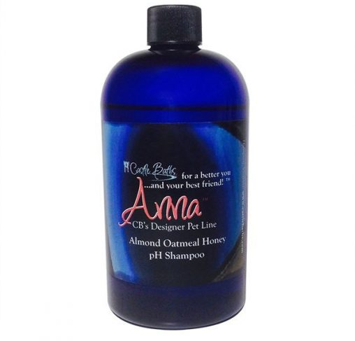 Anna Designer Pet - שמפו לאיזון חומציות - דבש/ שיבולת שועל