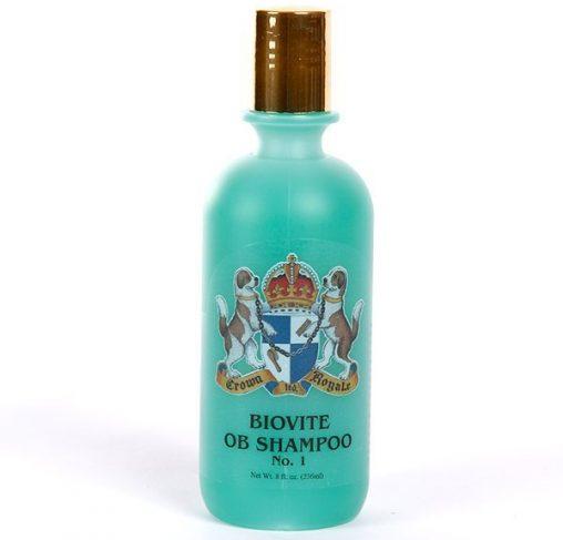 Crown Royale - פורמולה 1 - שמפו לפרוות רכות, ארוכות ונופלות