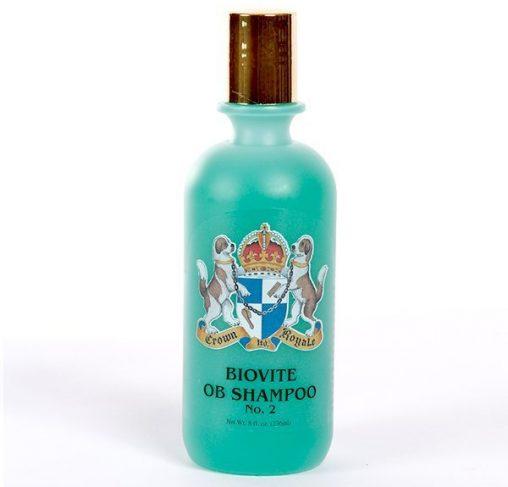 Crown Royale - פורמולה 2 - שמפו לפרוות ארוכות / קצרות ומלאות