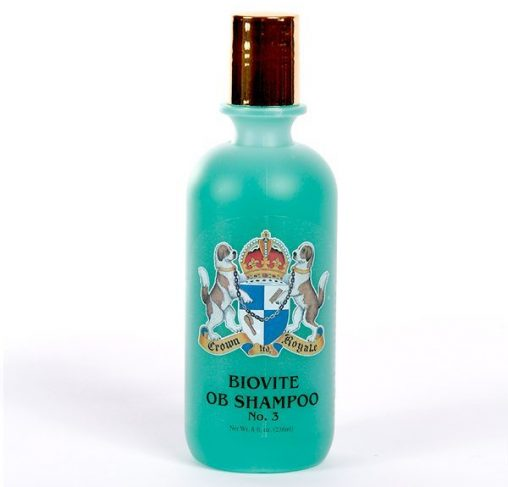Crown Royale - פורמולה 3 - שמפו לפרוות פריכות, קשות ועבות