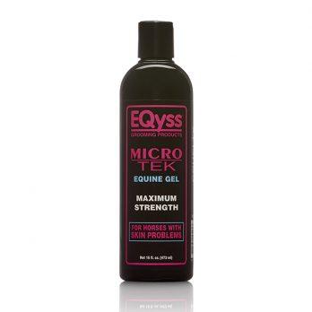 EQyss Equine – ג'ל המסייע לעור מגורה MICRO TEK GEL