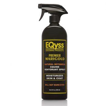 EQyss Equine – תרסיס מחדיר לחות ועשוי לסייע בדחיית כתמים PREMIER SPRAY MARIGOLD