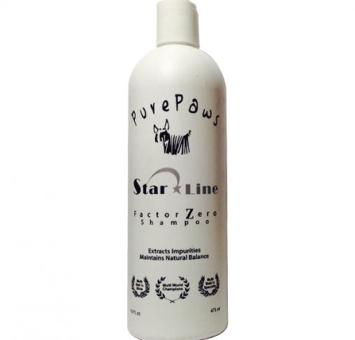 Pure Paws - שמפו בסיסי ראשוני להבאת הפרווה למצב בסיסי ונקי