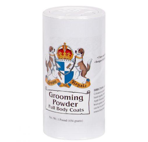 Crown Royale - אבקת גרומינג לפרוות עבות ומלאות