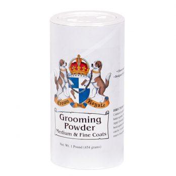 Crown Royale – אבקת גרומינג לפרוות בינוניות עד עדינות