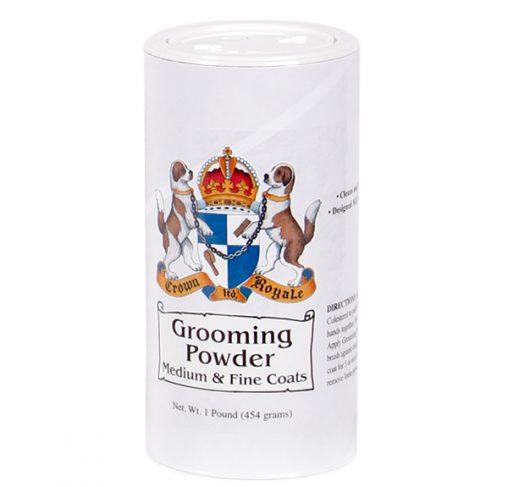 Crown Royale - אבקת גרומינג לפרוות בינוניות עד עדינות