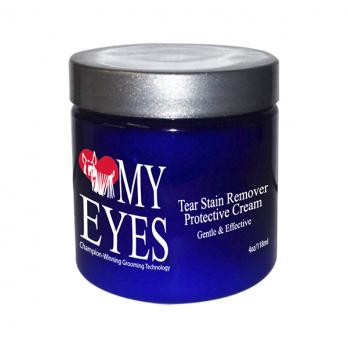 Pure Paws – קרם הגנה מכתמים מסביב לעיניים – שלב 3