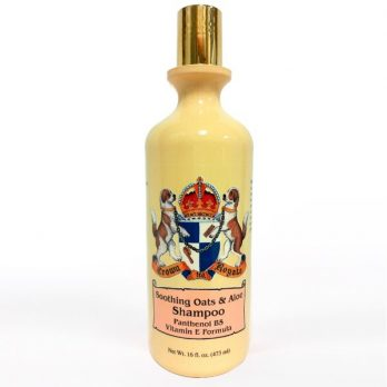 Crown Royale – שמפו מרגיע שיבולת שועל ואלוורה