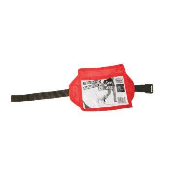 Show Tech – רצועת זרוע עם כיס למספר מציג לתערוכות כלבים