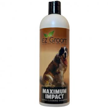 EZ-Groom – שמפו לניקוי מקסימלי לבעלי עור רגיש
