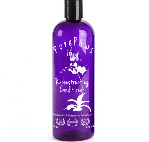 Pure Paws - מרכך יום יומי לעור בריא = פרווה בריאה