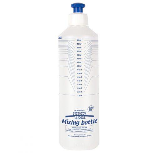 "Show Tech - בקבוק מדיד לדילול מוצרים 1 ליטר / 500 מ""ל"