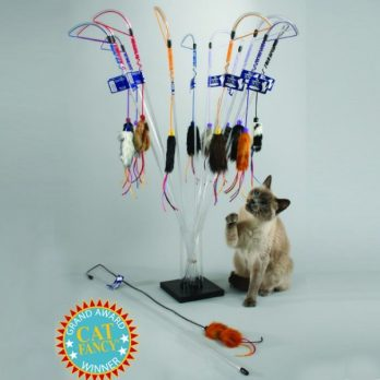 Vee Toys – טיזר לחתולים THE PURRfect Cat toy