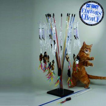Vee Toys – טיזר לחתולים PURRfect Go-Fur-It