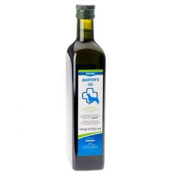 Canina Barfer's Oil – תוסף שמן קנאביס משלים להאכלה טבעית