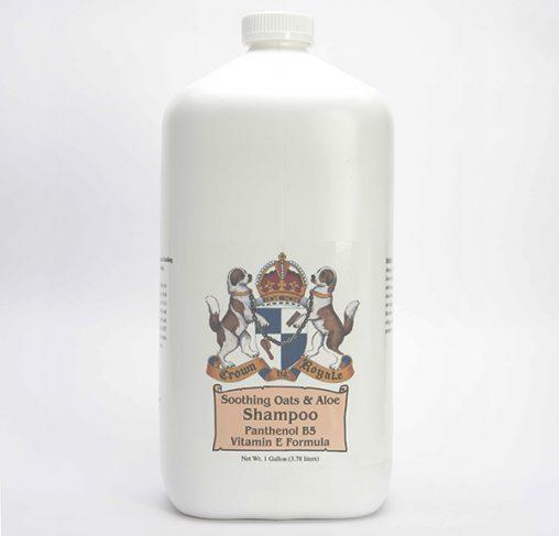 Crown Royale - שמפו מרגיע שיבולת שועל ואלוורה