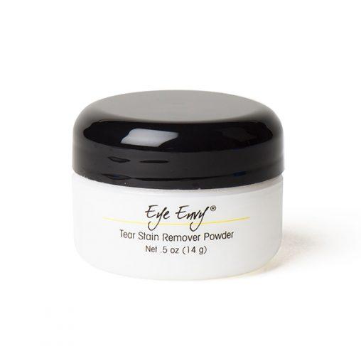Eye Envy - אבקה ליישום לאחר נוזל ניקוי הדמעות להסרת כתמים ומניעתם