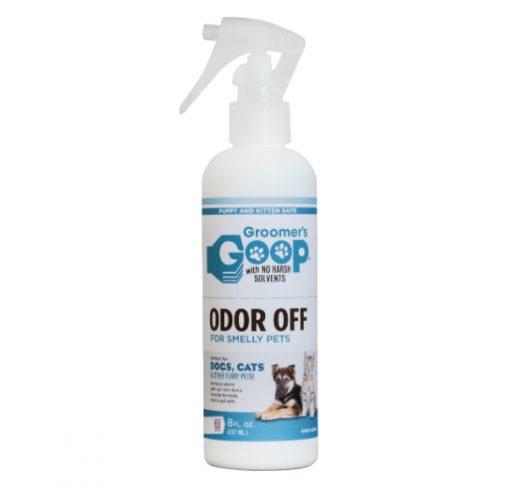 Groomer's Goop - להסרת ריח רע מבעלי חיים