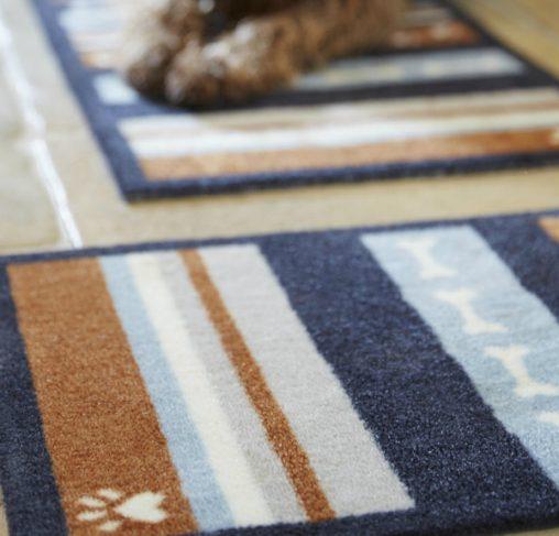 Howler & Scratch DOG STRIPES 1 - מחצלת (אופציה עם ראנר)