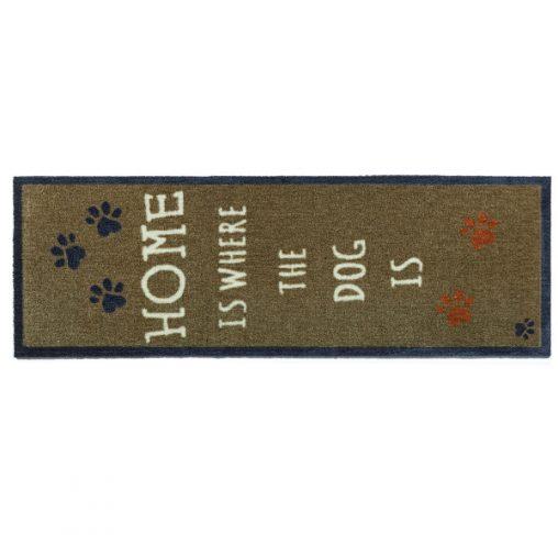 Howler & Scratch HOME 1 - מחצלת (אופציה עם ראנר)