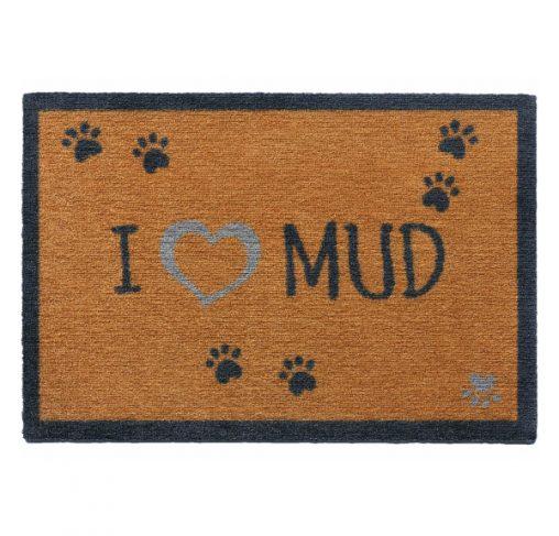 Howler & Scratch LOVE MUD 1 - מחצלת 50X75