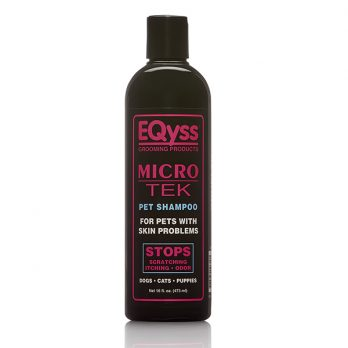 EQyss – שמפו מסייע לעור מגורה Micro – Tek Shampoo