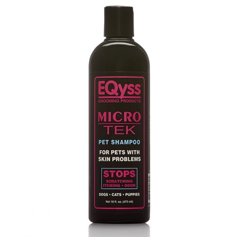 EQyss - שמפו מסייע לעור מגורה Micro - Tek Shampoo