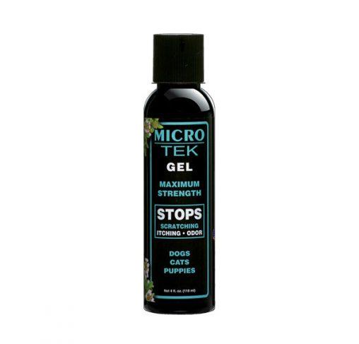 EQyss - ג'ל המסייע לעור מגורה Micro -Tek Gel