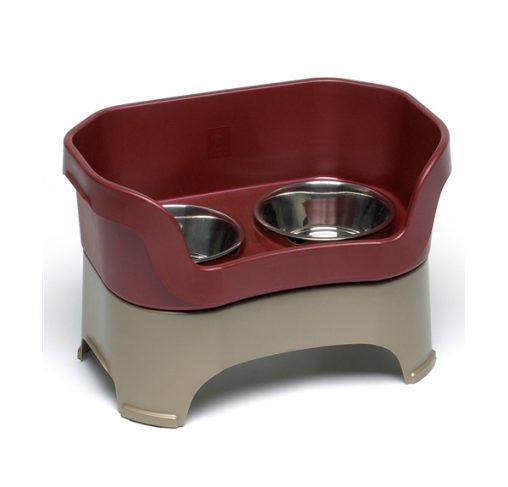 Neater Feeder Deluxe- עמדת האכלה / שתיה מסודרת לכלבים גדולים