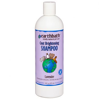 EarthBath – שמפו לפרוות בהירות ולבנות COAT BRIGHTENER