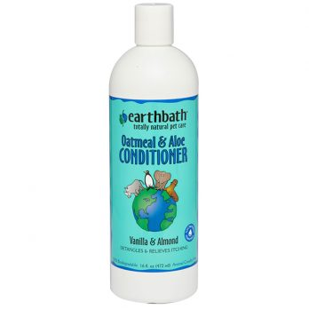 EarthBath – מרכך ש.שועל ואלוורה בריח וניל ושקדים OATS & ALOE