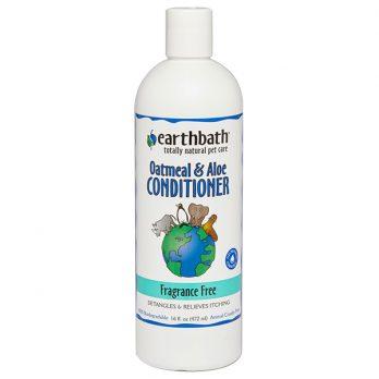 EarthBath – מרכך ש.שועל ואלוורה ללא ריח OATS & ALOE FF