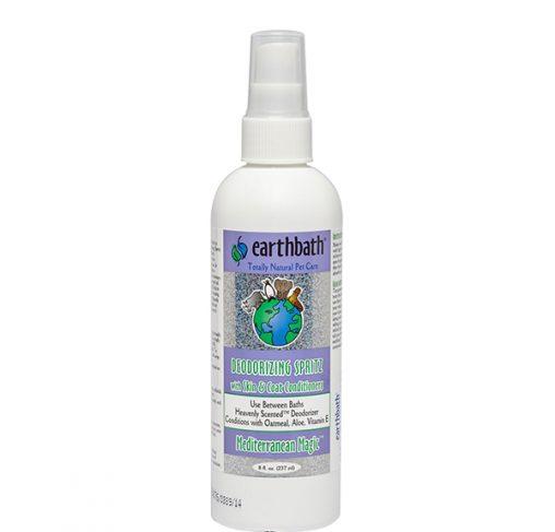 EarthBath - תרסיס מחדיר לחות ומפיג ריח MEDITERRANEAN MAGIC