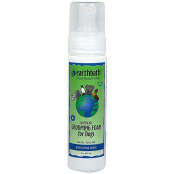EarthBath – קצף טיפוח ללא שטיפה לכלבים GROOMING FOAM