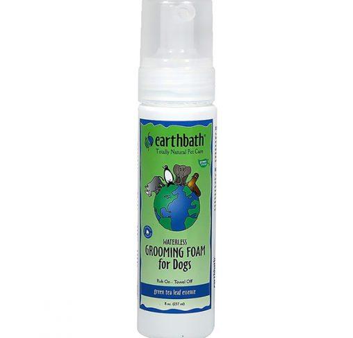 EarthBath - קצף טיפוח ללא שטיפה לכלבים GROOMING FOAM