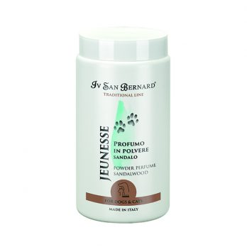 Iv San Bernard – Traditional Line – אבקה מבושמת – ריח עץ אלמוג