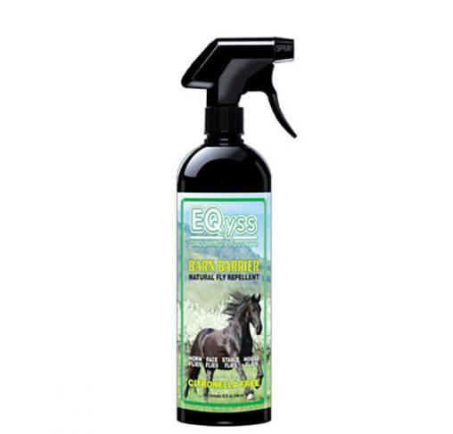 EQyss Equine - Barn Barrier - דוחה טבעי לזבובים ויתושים