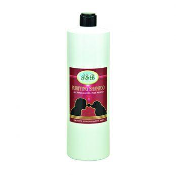 Iv San Bernard – Technique – שמפו מטהר – חימר מים המלח