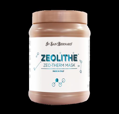 Iv San Bernard - Zeolithe - סט המכיל נוגדי חמצון מסייע לעור והפרווה