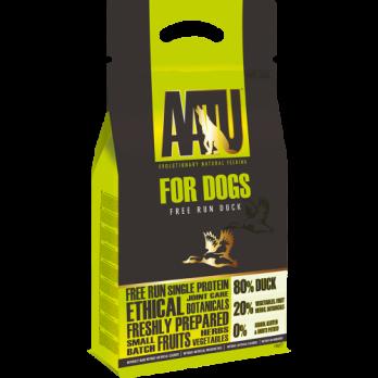 AATU – מזון לכלבים – ברווזי חופש