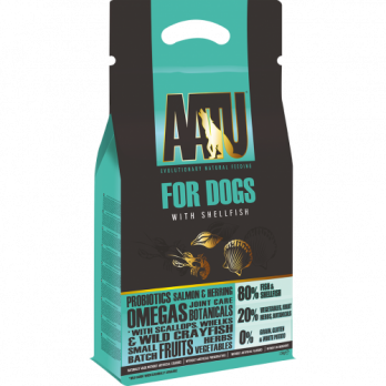 AATU – מזון לכלבים – פירות ים